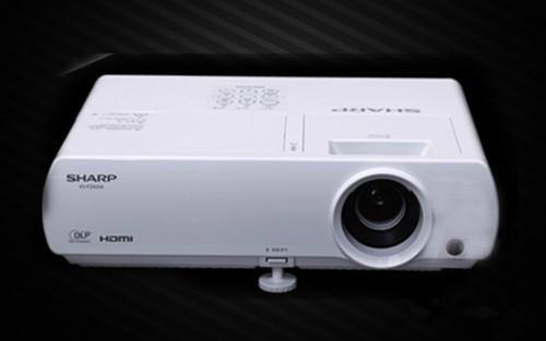 夏普xv-fz400a投影机